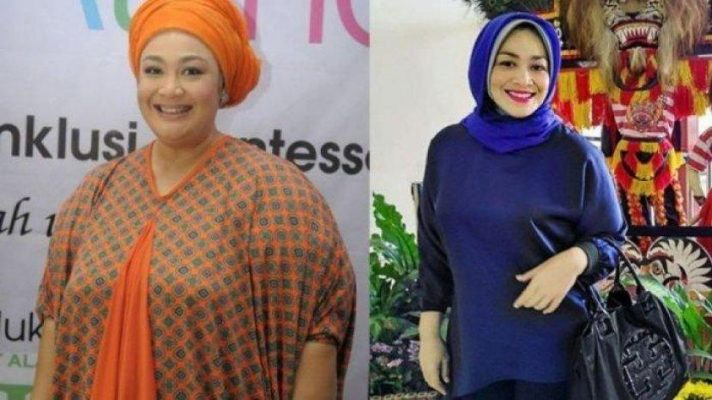 ''Inspirasi'' Tips Sukses Diet Ala 4 Artis Indonesia 11