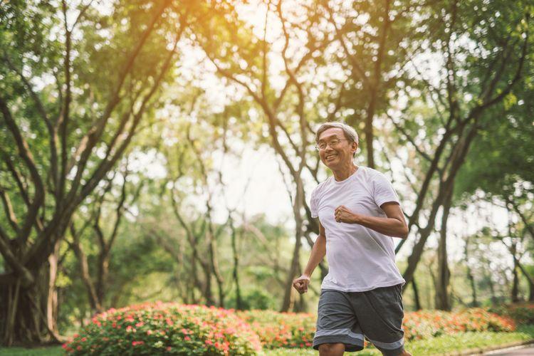 Yuk, Ikuti 4 Cara Hidup Sehat saat Usia Menginjak 40 Tahun. 9