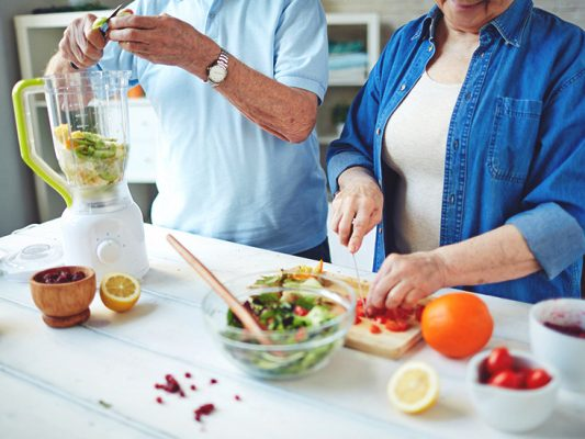 Yuk, Ikuti 4 Cara Hidup Sehat saat Usia Menginjak 40 Tahun. 13