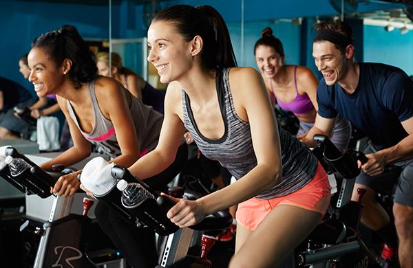 Spinning Cara Asyik Membakar Kalori 15