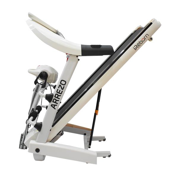 Arrezo Motorized Treadmill 11