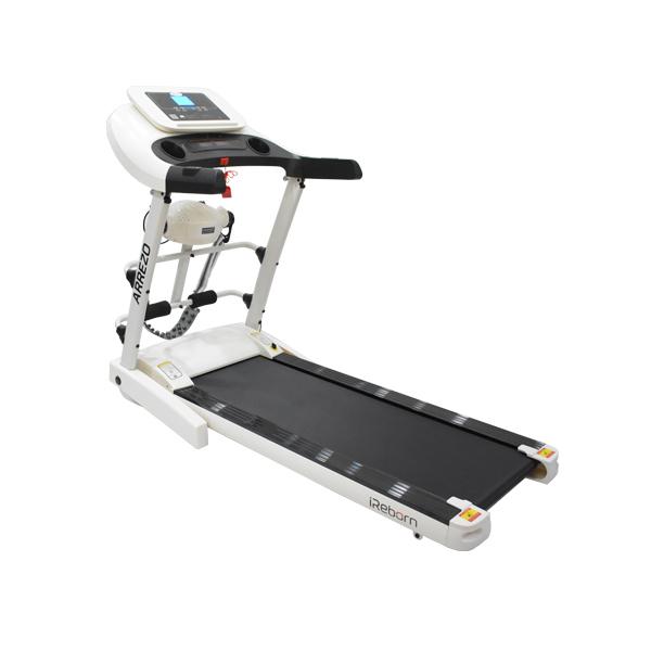 Arrezo Motorized Treadmill 1