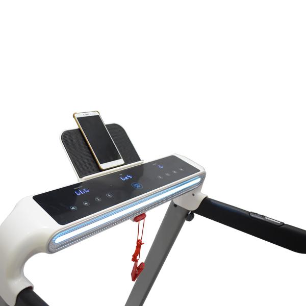Zenius Motorized Treadmill 8