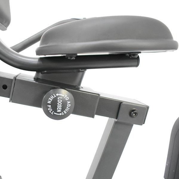 Potenza Electric Recumbent Bike 9